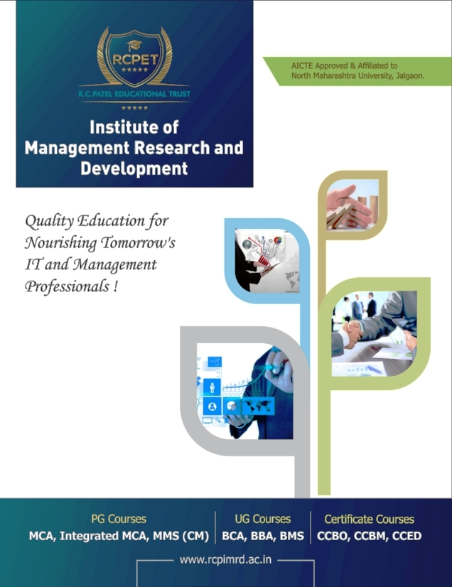 Home - Institute of Management Research and Development